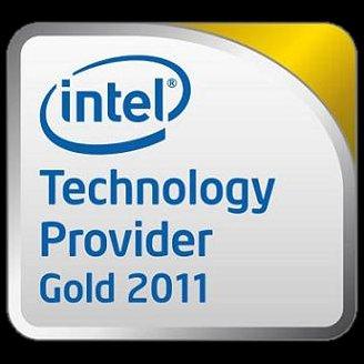 Intel Gold Partner